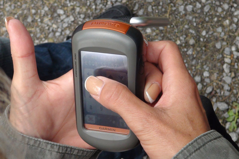 GPS / Geocaching